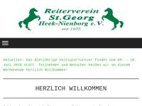 Reiterverein St. Georg Heek-Nienborg e.V.