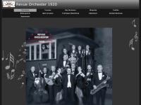 Revue Orchester 1920