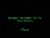 ROSWELL Galaxy Webspace