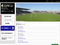 O.R.F.U 大阪府ラグビーフットボール協会