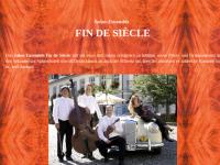 Salon Ensemble Fin de Siecle