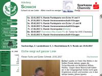 SV Eiche Reichenbrand e.V., Abteilung Schach