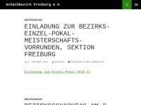 Schachregion Freiburg/Hochrhein