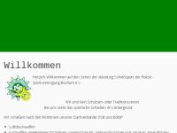 Polizeisportvereinigung Bochum e.V., Abteilung Schießsport