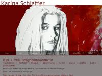 Portrait zeichnen München - Kunst-Grafik-Design: Karina Schlaffer