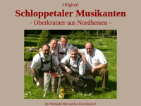 Original Schloppetaler Musikanten