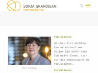 Sonja Grandjean
