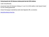 SGS Amberg Sparte Schach