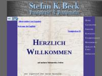 Stefan K. Beck - der Südamerika-Spezialist
