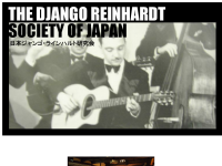 The Django Reinhardt Society of Japan