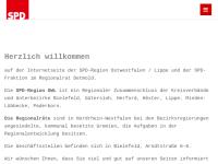 SPD-Fraktion im Regionalrat Detmold