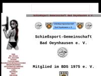 Schießsport-Gemeinschaft Bad Oeynhausen e.V.