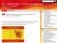 St. Sebastiani Armbrustschützen-Gesellschaft anno 1250 e.V.