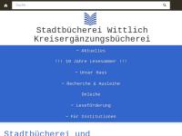 Stadtbücherei Wittlich