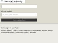 Stellenmarkt.sueddeutsche.de