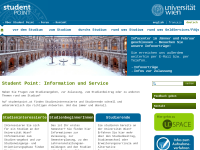 Student Point - Studieren an der Uni Wien