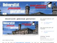 Studierendenrat Geschichte an der Universität Hannover
