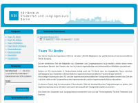 VDI Studenten und Jungingenieuren in Berlin