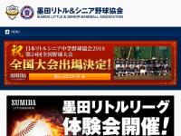 墨田リトル&シニア野球協会