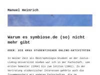 symbiose - Bundesfachschaftenkonferenz Agrarwissenschaften und Ökotrophologie