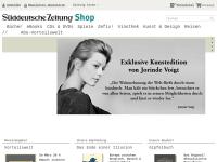 Süddeutsche Zeitung Shop