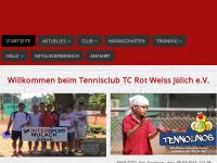 TC Rot-Weiss Jülich e.V.