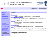 Computerlinguistik in Deutschland