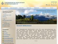 Theosophische Gesellschaft in Deutschland e.V. (TG i.D)