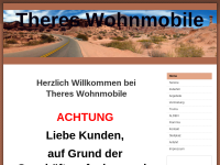 Theres Wohnmobile