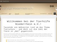 Tierhilfe Niederrhein e.V.