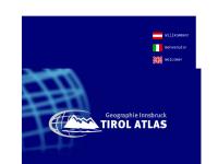 Tirol Atlas