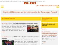 Deutsche Lebens-Rettungs-Gesellschaft e.V. Ortsgruppe Tostedt