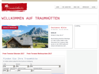 Traumhütten | Ihre Hütte in den Bergen