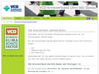 VCD Kreisverband Ulm/Alb-Donau