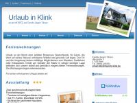 Urlaub in Klink, Familie Jürgen Tänzer