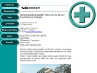 Gemeinschaftspraxis Dr. Kühn und Dr. Lesser
