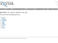 Exeter University - Verzeichnis deutschsprachiger Medien