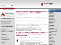 Verkehrserziehung Rheinland-Pfalz
