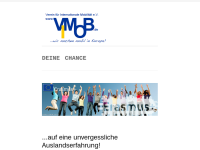 VIMOB Verein für internationale Mobilität