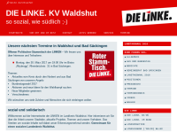 Die Linke. Kreisverband Waldshut