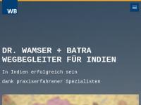 India Consult Dr. Wamser und Batra GmbH
