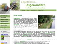 Wandern in Brandenburg