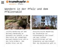 Wandern in der Pfalz