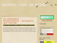 Wandern rund um Weimar