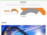 Most - Brücke von Berlin nach Mittel- und Osteuropa e.V.