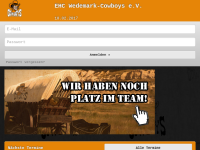 EHC Wedemark-Cowboys e.V.