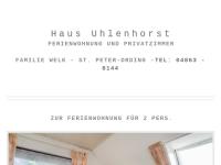 """Haus """"Uhlenhorst"""""""