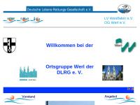 DLRG, Ortsgruppe Werl