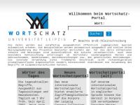 Wortschatz-Lexikon