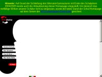 Werratal-Gymnasium Schwallungen - WTG-Ehemalige